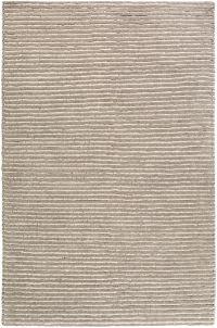 Surya Felix 4' x 6' Handwoven Area Rug in Grey/Brown
