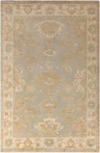 Surya Hillcrest 2' x 3' Accent Rug in Butter