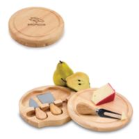 Picnic Time® Denver Broncos Brie Cheese Board Set