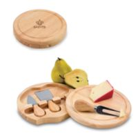 Picnic Time® New Orleans Saints Brie Cheese Board Set