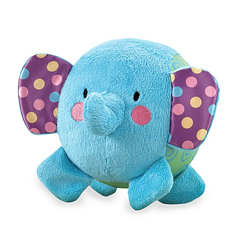 Fisher Price Discover 39 N Grow Elephant Chime Ball