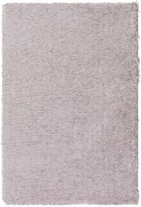 Surya Glamour Shag 8' x 10' Area Rug in Light Grey