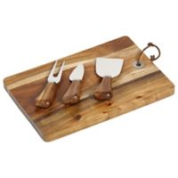 Denmark Artisinal 4-Piece Cheese Board Set