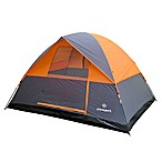 Stansport Everest 3-Season Tent in Orange/Grey