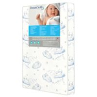 Dream On Me Sweet Dreams 3-Inch Spring Coil Portable Crib Mattress