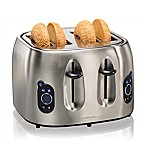 Hamilton Beach® Stainless Steel 4- Slice Toaster