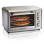 Hamilton Beach® Countertop Oven with Convection & Rotisserie