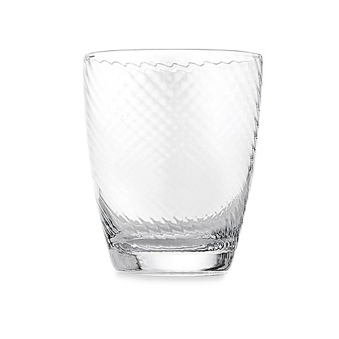 Echo Design™ Optic Swirl 10-Ounce Double Old Fashioned Glasses (Set of 4)