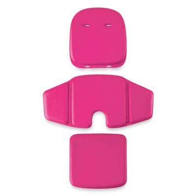 OXO Tot® Sprout™ High Chair In Pink/Walnut U003e Replacement Cushion Set For