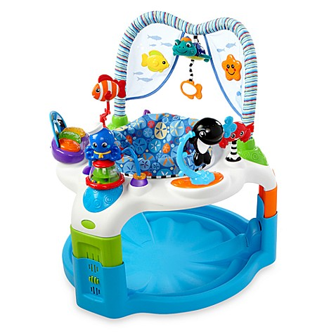 baby einstein baby neptune activity saucer buybuy baby. Black Bedroom Furniture Sets. Home Design Ideas