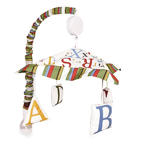ABC Baby Bedding
