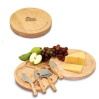 Picnic Time® NFL New England Patriots Circo Cheese Board & Tool Set