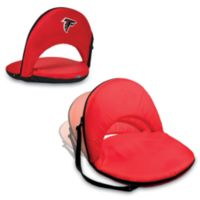Picnic Time® Atlanta Falcons Oniva Portable Reclining Seat in Red