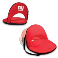 Picnic Time® New York Giants Oniva Portable Reclining Seat in Red