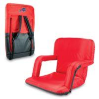 Picnic Time Portable Ventura Reclining Seat - Buffalo Bills (Red)