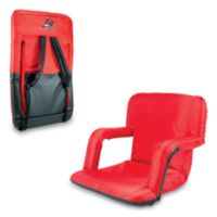 Picnic Time Portable Ventura Reclining Seat - Tampa Bay Buccaneers (Red)
