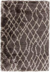 Surya Rhapsody 8' x 10' Shag Area Rug in Tan/Khaki