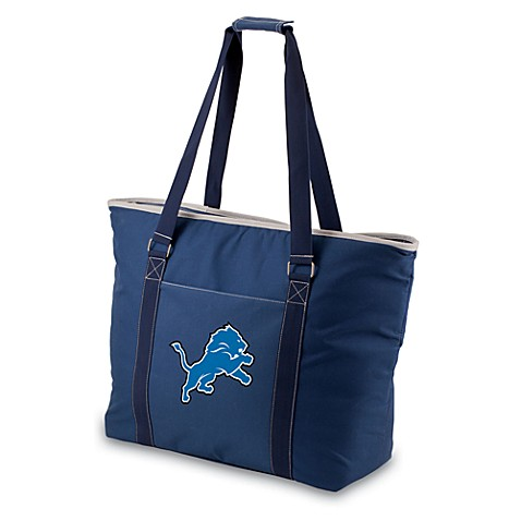 Picnic Time® Detroit Lions Tahoe Insulated Cooler Tote in Navy Blue