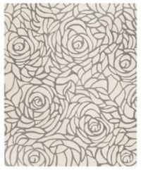 Safavieh Casablanca Megan 8' x 10' Area Rug in Ivory/Grey