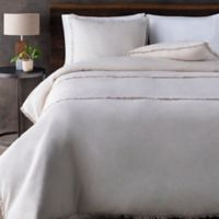 Surya Knightley King/California King Duvet Cover Set in Khaki