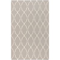 Surya Fallon 9' x 13' Handwoven Area Rug in Taupe/Beige