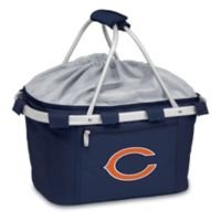Picnic Time® Chicago Bears Metro Insulated Basket in Navy Blue