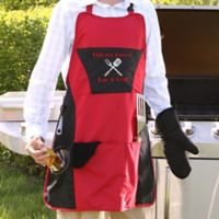 Grill Master 4-Piece Apron