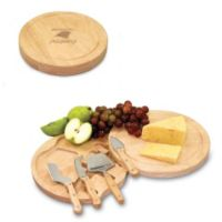 Picnic Time® NFL Carolina Panthers Circo Cheese Board