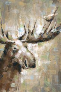 Marmont Hill Bien Vu 20-Inch x 30-Inch Canvas Wall Art