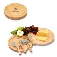 Picnic Time® NFL Dallas Cowboys Circo Cheese Board