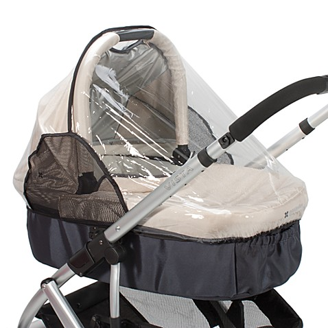stroller accessories uppababy universal infant car seat and bassinet rain shield from buy buy. Black Bedroom Furniture Sets. Home Design Ideas