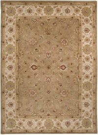 Surya Crown Classic 8' x 11' Area Rug in Natural