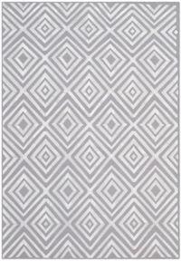 Safavieh Kilim 4' x 6' Jeyne Rug in Grey