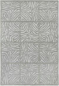 Surya Modern Classics Animal 9' x 13' Handcrafted Area Rug in Grey