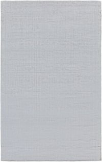 Surya Bellagio Solid Hand-Loomed 4' x 6' Area Rug in Neutral