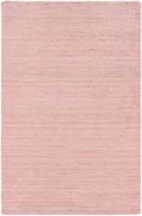 Surya Pure 2' x 3' Hand-Loomed Area Rug in Pink/Yellow