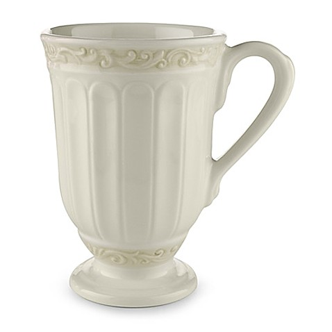 lenox butler 39 s pantry buffet 16 ounce footed mug bed