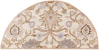 Surya Caesar Classic Hearth 2' x 4' Handcrafted Accent Rug in Cream/Camel