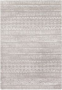 Surya Perla Global 8' x 10' Area Rug in Grey