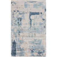 Surya Silence 9' x 13' Hand-Loomed Area Rug in Grey