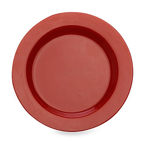 Maxwell & Williams™ Paint Charger Plate in Red