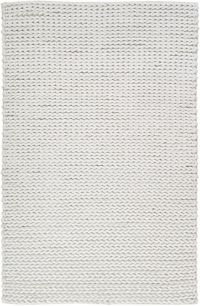 Surya Anchorage Solids and Tonals 5' x 8' Area Rug in Cream