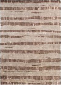 Surya Luminous Modern 8' x 11' Area Rug in Dark Brown/Taupe