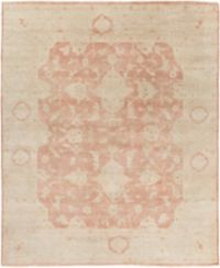Surya Normany Hand-Knotted 8' x 10' Area Rug in Camel/Khaki