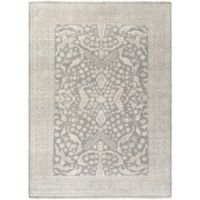 Surya Cappadocia Vintage-Inspired 8' x 11' Area Rug in Charcoal
