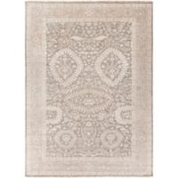 Surya Cappadocia Vintage-Inspired 9' x 13' Area Rug in Khaki/Taupe