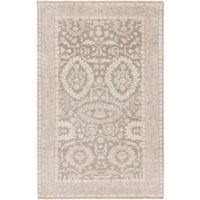 Surya Cappadocia Vintage-Inspired 2' x 3' Accent Rug in Khaki/Taupe
