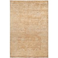 Surya Hillcrest 10' x 14' Area Rug in Dark Brown