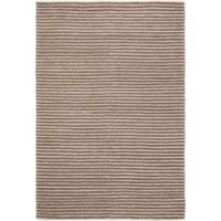 Surya Felix 9' x 13' Handwoven Area Rug in Brown/Ivory