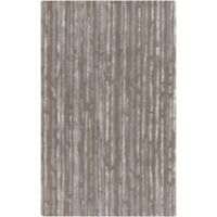Surya Modern Classics Abstract 2' x 3' Accent Rug in Navy
